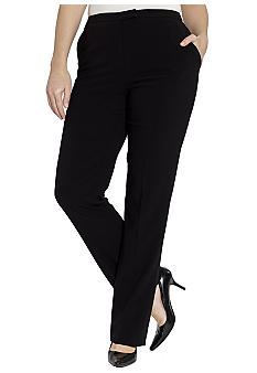 Jones New York Collection Plus Size Quarter Pocket Pant