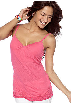 New Directions Molded Cup Cami