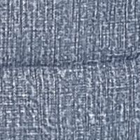 Women: Vests Sale: Denim Print Casual Identity® Pillow Vest with Faux Fur Collar