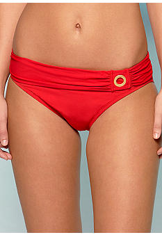 Bleu Rod Beattie Gold Rush Hipster Swim Bottom