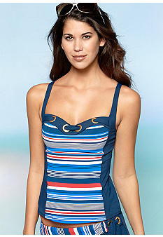 Bleu Rod Beattie Line Up Tankini