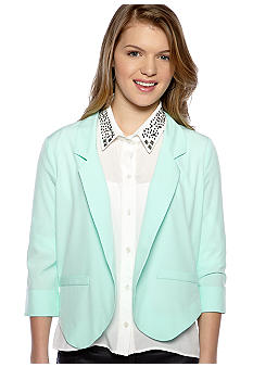 A Byer Three-Quarter Sleeve Jacket