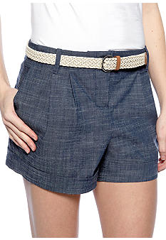 A Byer Chambray Short