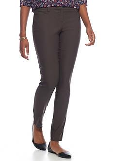 A. Byer Twill Skinny Pants