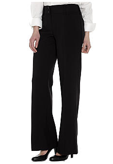 A Byer Black Cambridge Pant