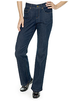Jones New York Sport Slim Boot Cut Jean