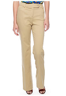 Jones New York Sport Petite Twill Pant