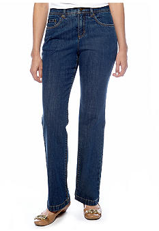 Jones New York Sport Jean - Straight Leg Denim