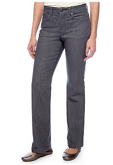 Jones New York Sport Boot Cut Graphite Jean