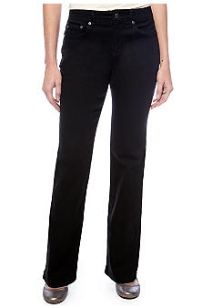 Jones New York Sport Straight Leg Jean