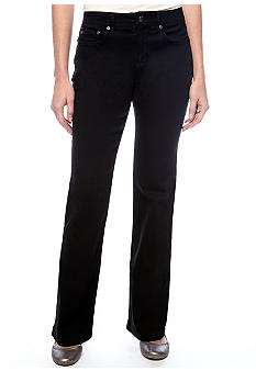 Jones New York Sport Plus Size Straight Leg Jean