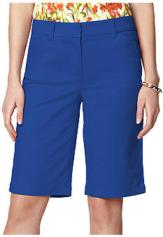 Jones New York Sport Petite Classic Bermuda Short