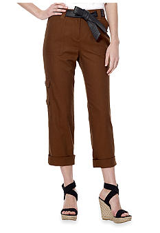 Jones New York Sport Capri Cargo Pant