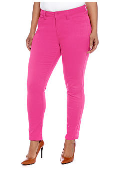 Jones New York Sport Plus Size Crop Jean