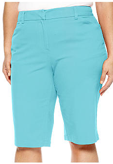 Jones New York Sport Plus Classic Bermuda