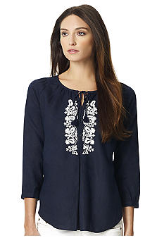 Jones New York Sport Embellished Tunic