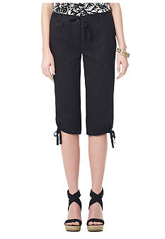 Jones New York Sport Petites Utility Capri