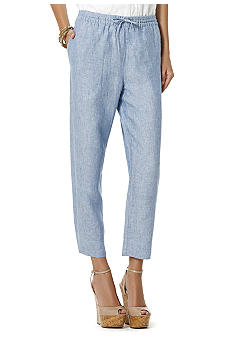 Jones New York Sport Relaxed Crop Pant