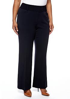 Rafaella Plus Size Curvy Pant