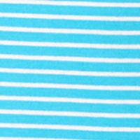 Petite Tops: Aquarium Rafaella Petite Mini Stripe Tee