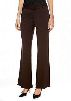Rafaella Curvy Fit Dress Pant