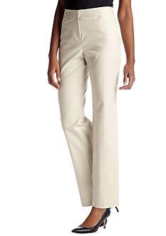 Rafaella Double Weave Curvy Pant