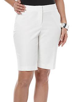 Rafaella Curvy Bermuda Shorts