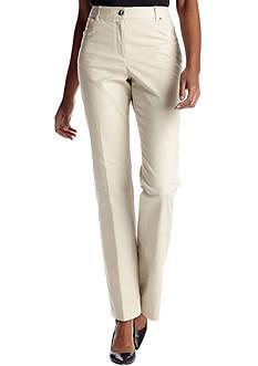 Rafaella Classic Double Weave Pant