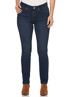 Rafaella Denim with Benefits™ Skinny Jeans - Dark Azure