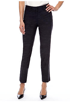 Rafaella Form + Function Polished Denim Ankle Pant