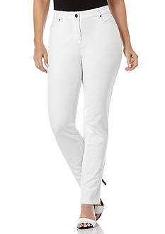 Rafaella Ridge Twill Classic Pants