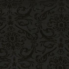 Rafaella Women Sale: Black Rafaella Flocked Mesh Top