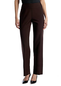 Kim Rogers Petite Pull-On Pants