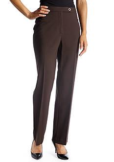 Kim Rogers Petite Chelsea Milano Pant (Short & Average Inseams)