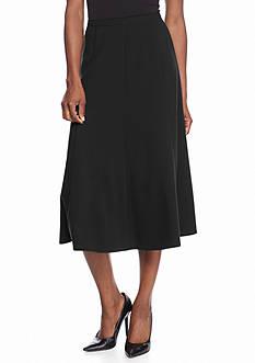 Kim Rogers Long Gore Skirt