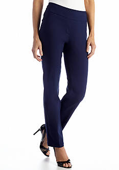 Kim Rogers Pull On Comfort Waist Tech Stretch Pant