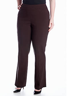 Kim Rogers Plus Size Super Stretch Pant (Short & Average Inseams)