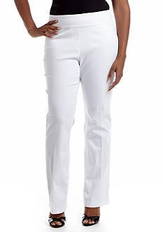 Kim Rogers Plus Size Tech Stretch Pant (Short & Average Inseams)