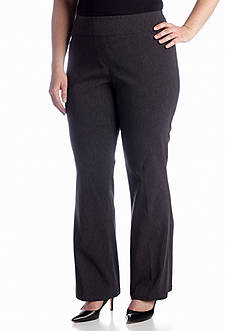 Kim Rogers Plus Size Tech Stretch Pant (Short & Average Inseams)