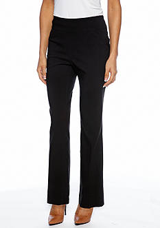 Kim Rogers Petite Tech Stretch Pant (Average and Short Inseams)