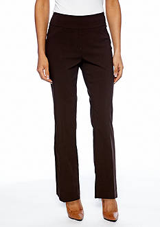 Kim Rogers Petite Super Stretch Pant (Average and Short Inseams)