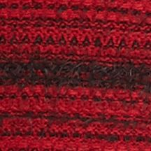 Women: New Directions Sweaters: Radiant Red New Directions Eyelash Cowl Neck Tunic