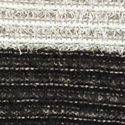 New Directions Women Sale: Black/Cream New Directions Stripe Cowl Neck Eyelash Sweater