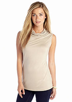 New Directions® Drape Neck Top