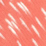 New Directionsâ Women's Plus Sale: Coral Combo New Directions Plus Size Knit Top