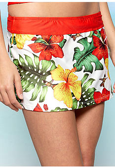 Athena Waimea Skirted Swim Bottom
