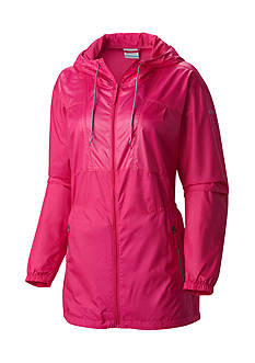 Columbia Women's Plus Size Flashback™ Windbreaker Jacket