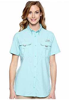 Columbia Bahama Short Sleeve Button Up