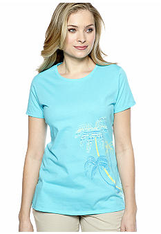 Columbia Palms Delight Short Sleeve Tee