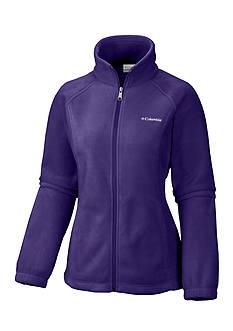 Columbia Plus Size Women's Benton Springs Fleece Full Zip Jacket